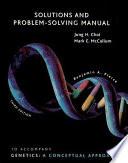Genetics Solutions Manual