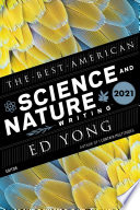 Book The Best American Science and Nature Writing 2021