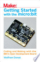 Getting Started With The Micro Bit
