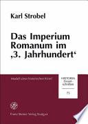 Das Imperium Romanum im  3  Jahrhundert