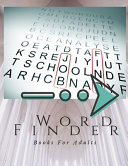 Word Finder Books For Adults Book PDF