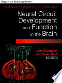 Comprehensive Developmental Neuroscience  Neural Circuit Development and Function in the Heathy and Diseased Brain