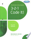 Workbook For Green's 3,2,1 Code It!, 4th : chapter content. included within this resource...