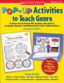 Pop Up Activities to Teach Genre