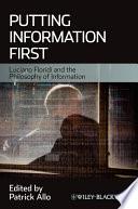 Putting Information First