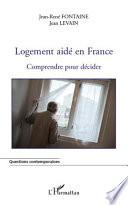 Logement aidé en France