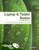 Laptop and Tablet Basics Windows 8 Edition in Simple Steps