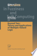Beyond Two  Theory and Applications of Multiple Valued Logic