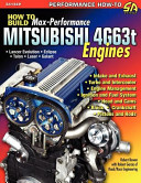 How to Build Max Performance Mitsubishi 4g63t Engines