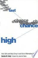 Last Chance High