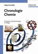 Chronologie Chemie