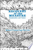 Recovery of the Measure