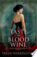 A Taste For Blood [Pdf/ePub] eBook