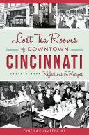 Lost Tea Rooms of Downtown Cincinnati Book