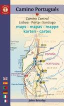Camino Portugues Maps   Mapas   Mappe   Karten   Cartes
