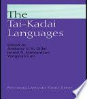 The Tai-Kadai Languages