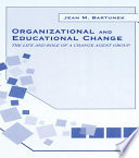 Organizational and Educational Change