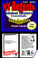NY Regents Global History Test Prep Review  Exambusters Flashcards