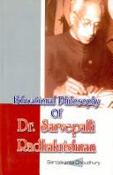 Educational Philosophy of Dr  Sarvepalli Radha Krishnan