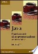 Java Fondamenti Di Programmazione Con Cd Rom