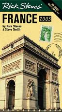 Rick Steves France 2003 book