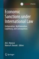 Economic Sanctions under International Law