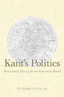 Kant S Politics