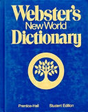 Webster s New World Dictionary