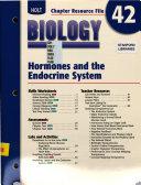 Holt Biology Hormones And The Endocrine System