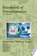 Handbook Of Transplantation