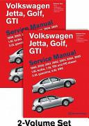 Volkswagen Jetta  Golf  GTI  A4  Service Manual  1999  2000  2001  2002  2003  2004  2005  1 8l Turbo  1 9l Tdi Diesel  Pd Diesel  2 0l Gasoline  2 8l