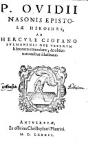 download ebook p.ovidii nasonis epistolae heroides pdf epub