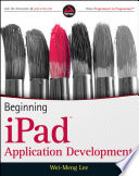 Beginning iPad Application Development