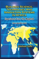 Building Science  Technology and Innovation Systems in Africa