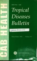 Tropical Diseases Bulletin