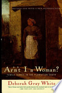 download ebook ar'n't i a woman?: female slaves in the plantation south (revised edition) pdf epub
