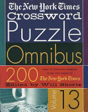 The New York Times Crossword Puzzle Omnibus Volume 13
