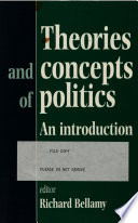Theories and Concepts of Politics
