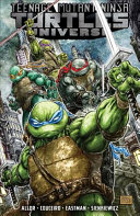 Teenage Mutant Ninja Turtles Universe 1
