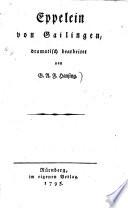 Eppelein von Gailingen
