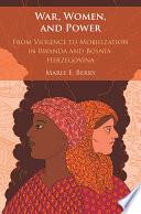 War  Women  and Power