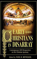Early Christians in Disarray