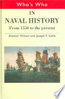 Who s who in Naval History