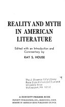Reality And Myth In American Literature