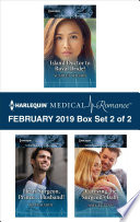 Harlequin Medical Romance February 2019 Box Set 2 Of 2