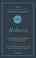 Connell Short Guide to Daphne Du Maurier s Rebecca