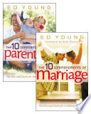 The 10 Commandments of Marriage/The 10 Commandments of Parenting Set The 10 Commandments Of Parenting In The 10