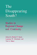 The Disappearing South?