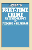 download ebook part-time crime pdf epub