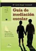 Guía de mediación escolar